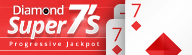 Diamond Super 7's Progressive Jackpot